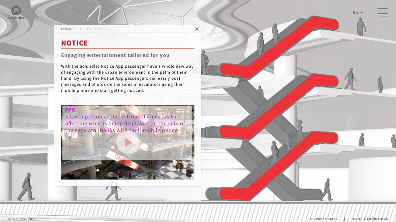 WebGL Information Card