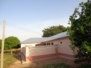 The Lawra Nutrition Center