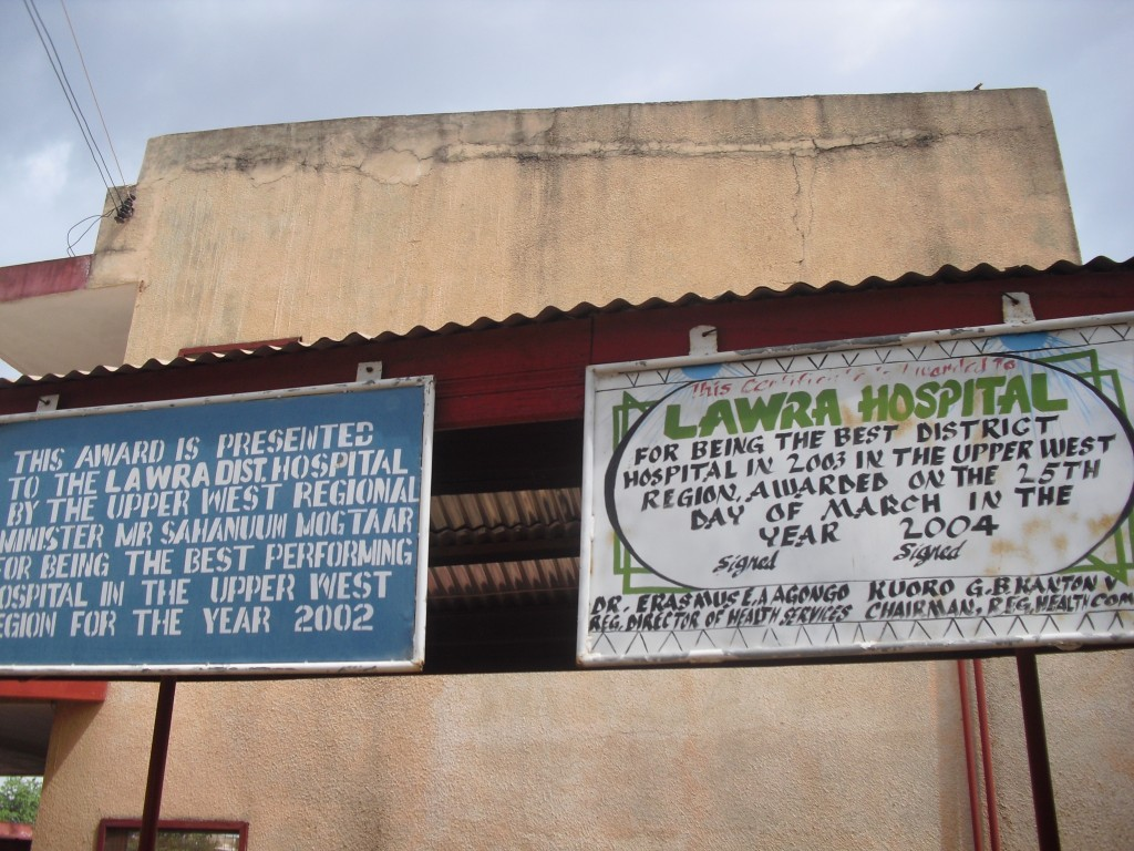 Lawra District Hospital