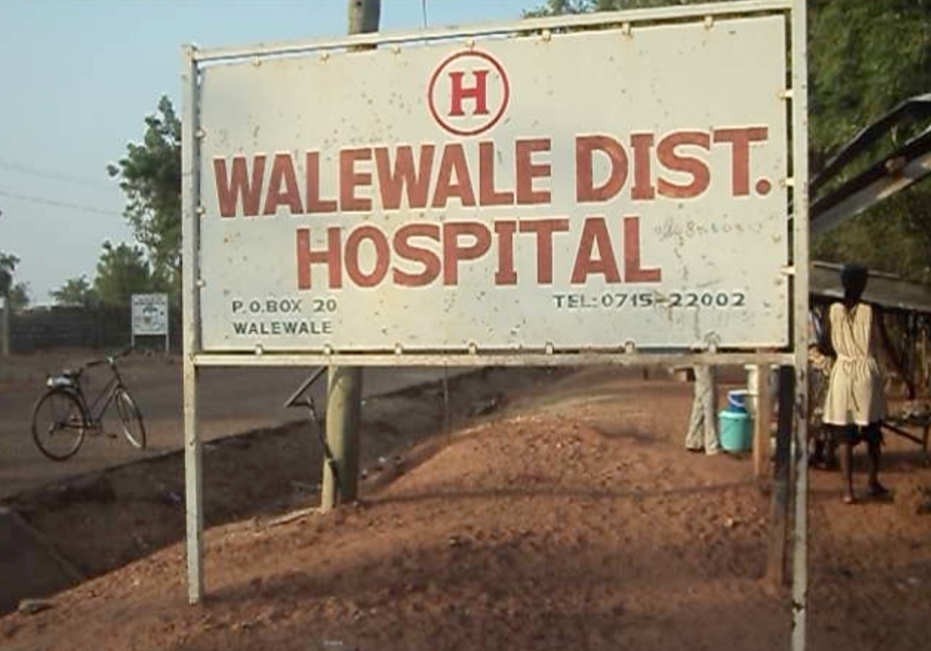 One of the District Hospitals in the Northern Region