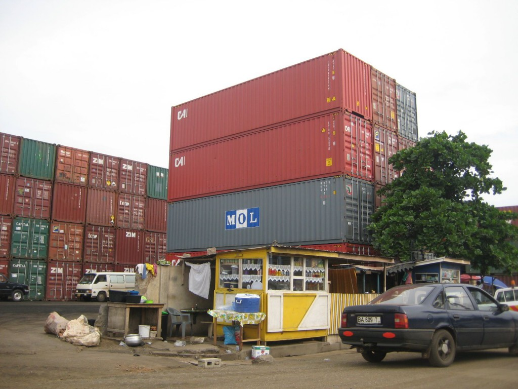 Tema, Ghana's Main Port City