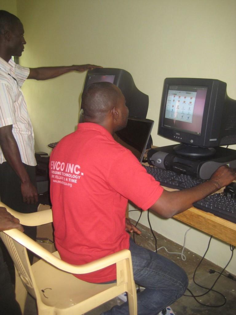 EVCOAfrica Installing the RACHEL Server