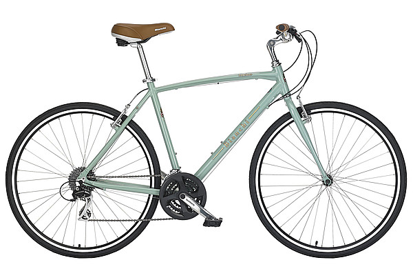 Bianchi Torino - Sale Price $439.99 (Regular Price $480.00)Aluminum frame, steel fork, Shimano Altus 3 x 8 speed trigger style shifting.Sizes Available: 47cm