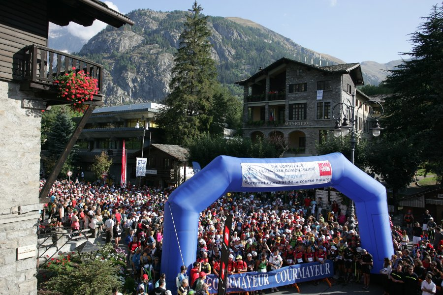 Harold Pinchbeck on the Ultra-Trail du Mont Blanc 1