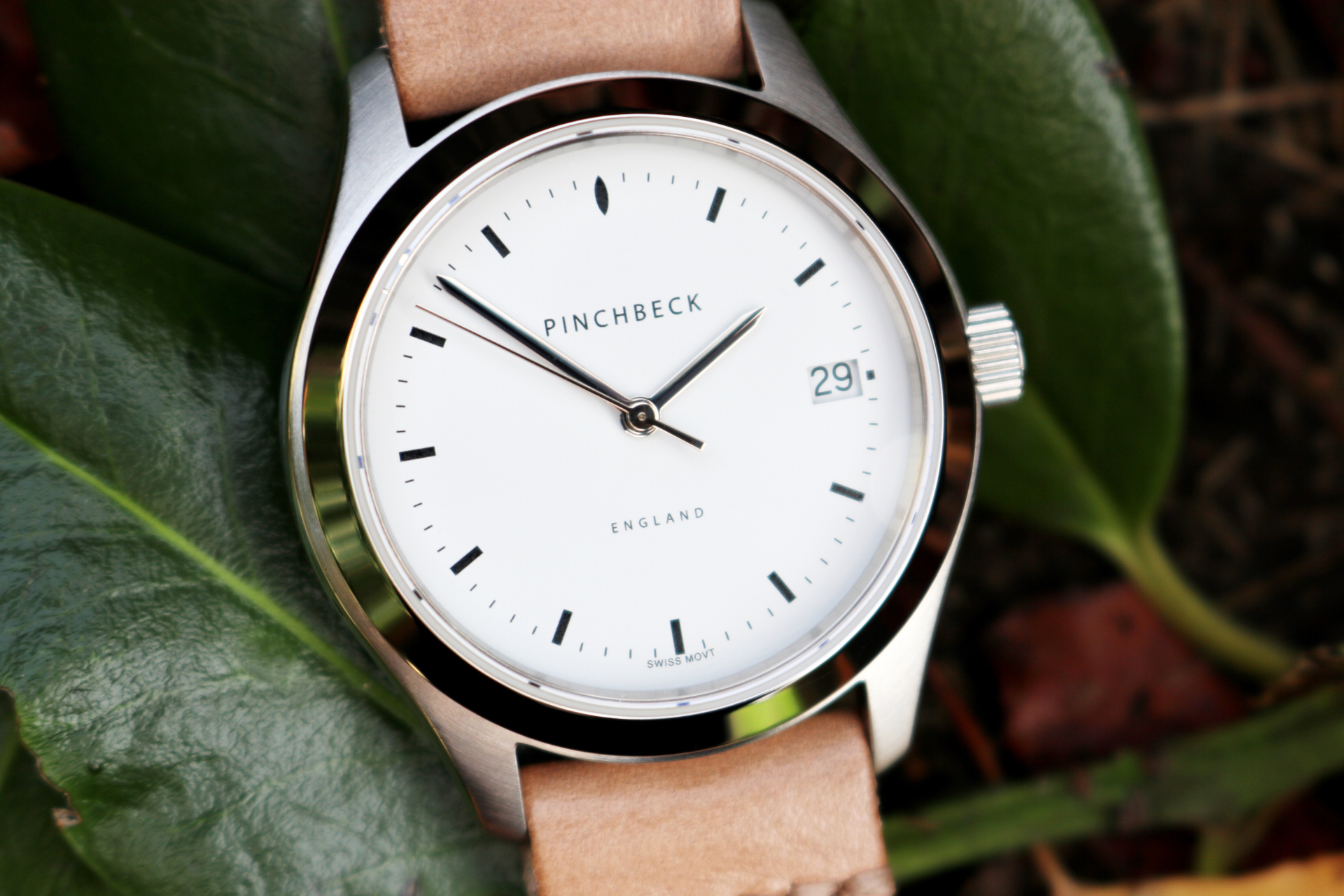 Florence with Tanner Bates Almond coloured strap