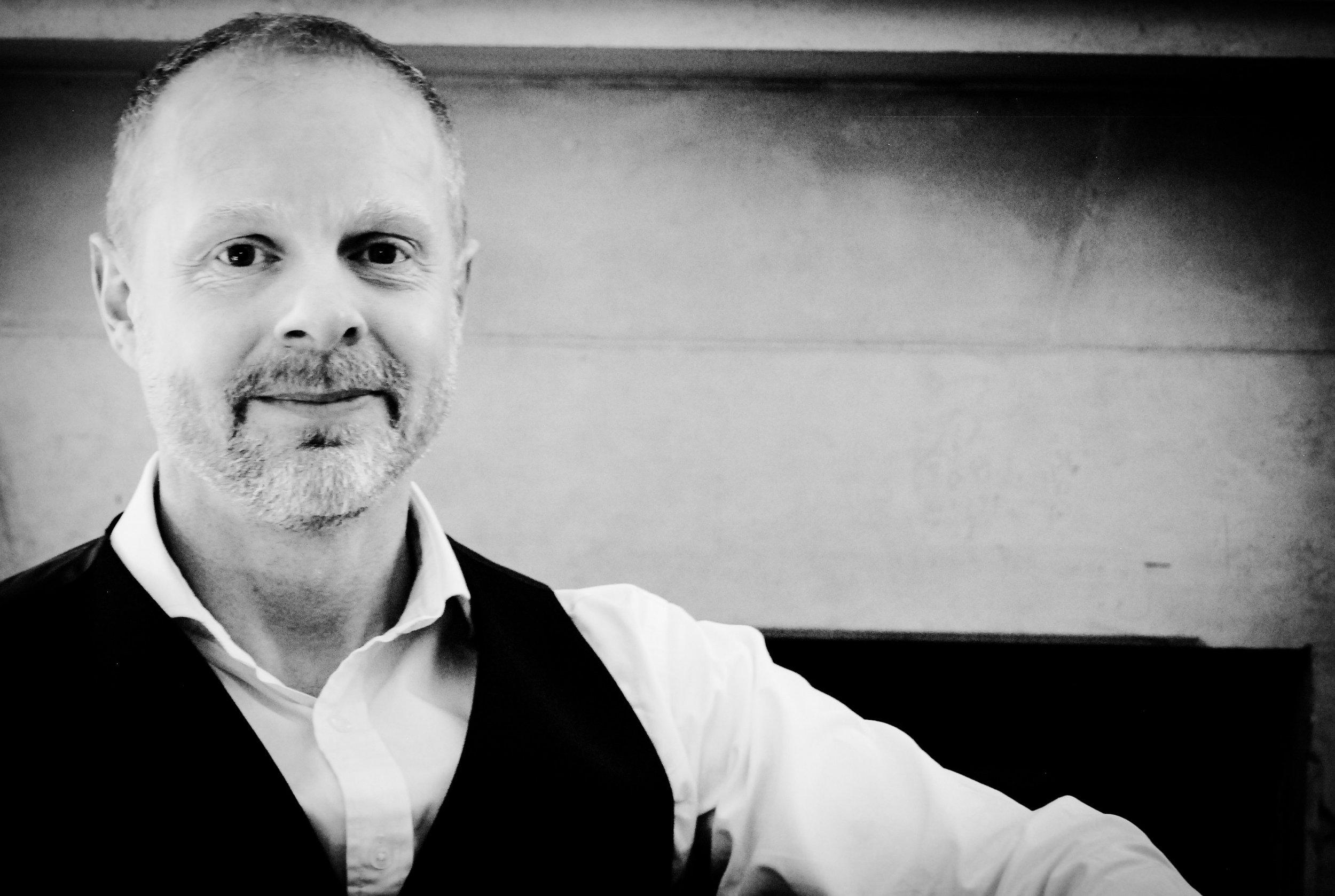 Jason Garth Edwards - Director and head of design
