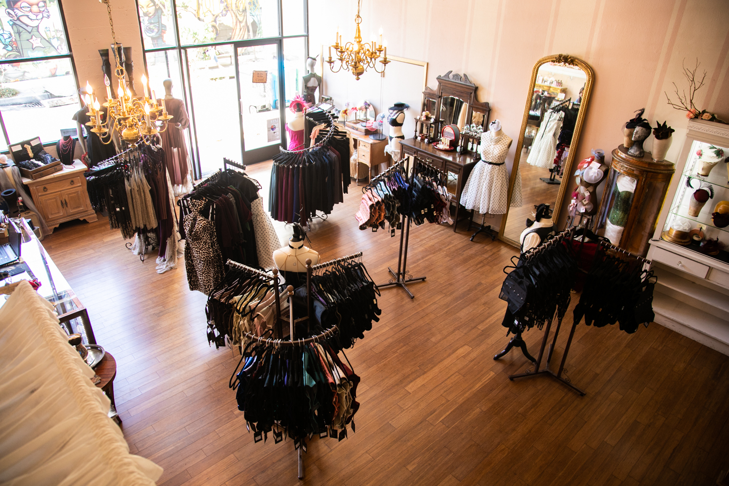 Boutique Hours - Sunday through Thursday, 11am to 5pmFriday 11am to 6pm & Saturday, 10am to 6pmBook an AppointmentWalk-ins welcomed