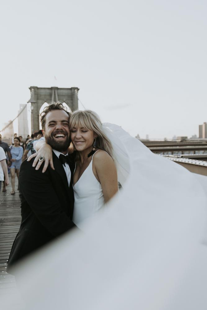 Jordan and Cyndi - Brooklyn, New York
