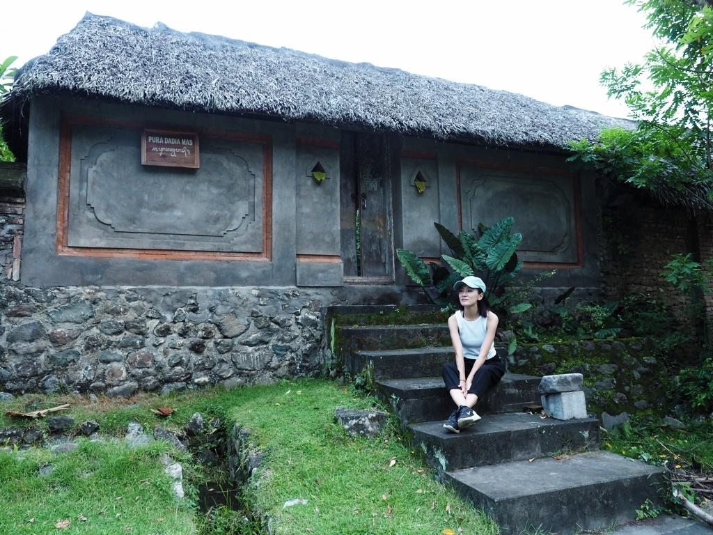 傳統房舍很美