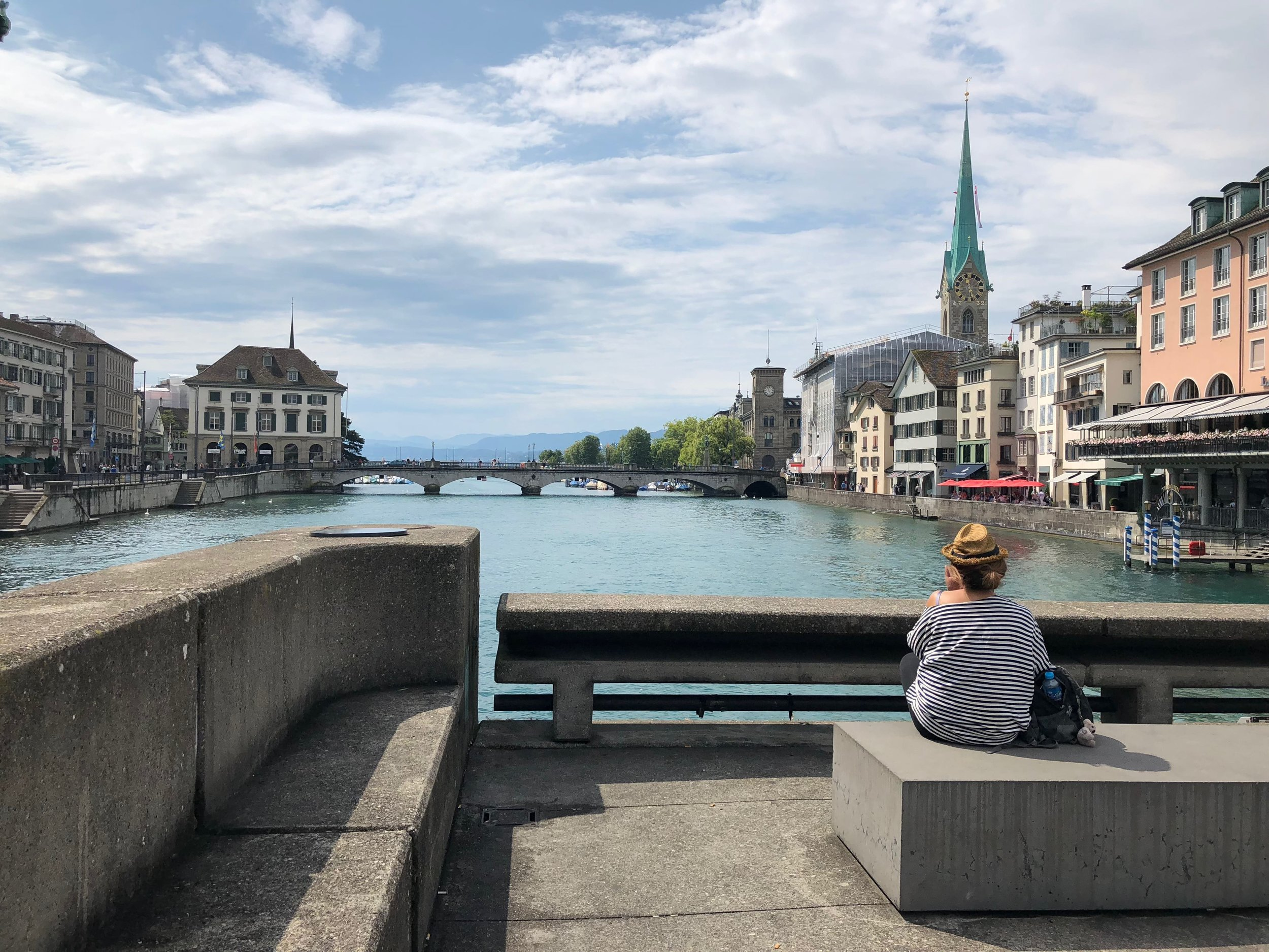 Zürich - 蘇黎世