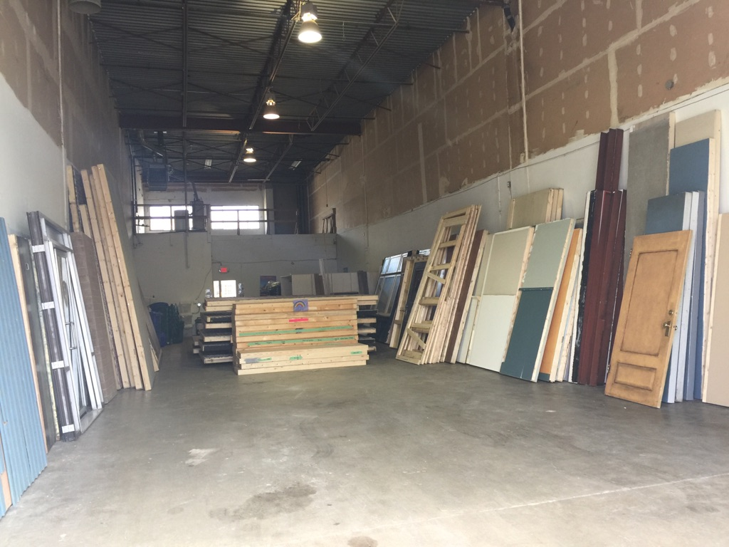 Material Reuse - Sustainable Lockup accepts reusable materials from productions and/or businesses in the Greater Vancouver area. We work quickly to recirculate and redistribute these reused materials back into the film and TV industry as well as to local charities and community groups.