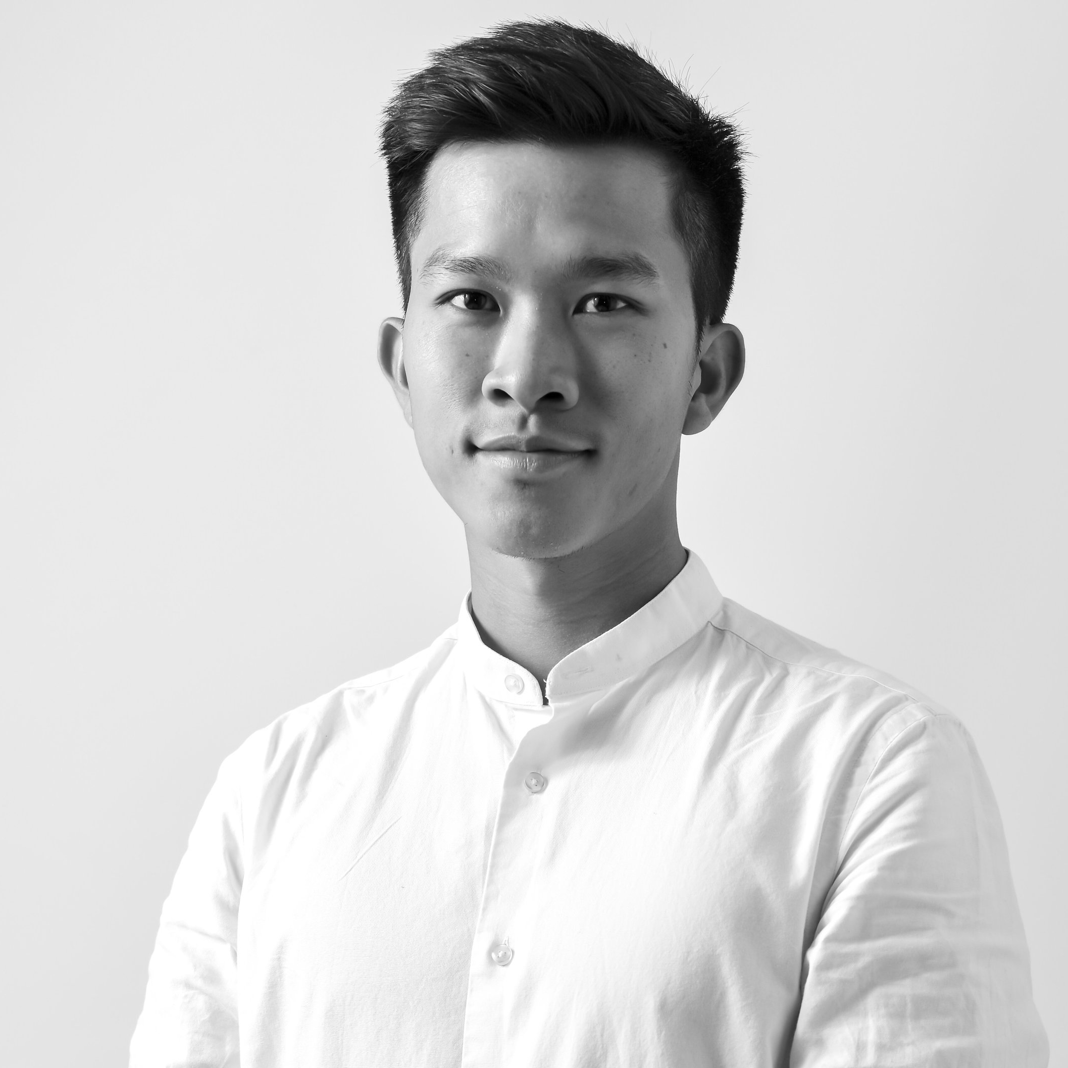 John Chia   Architectural Assistant  BA (Hons), MArch