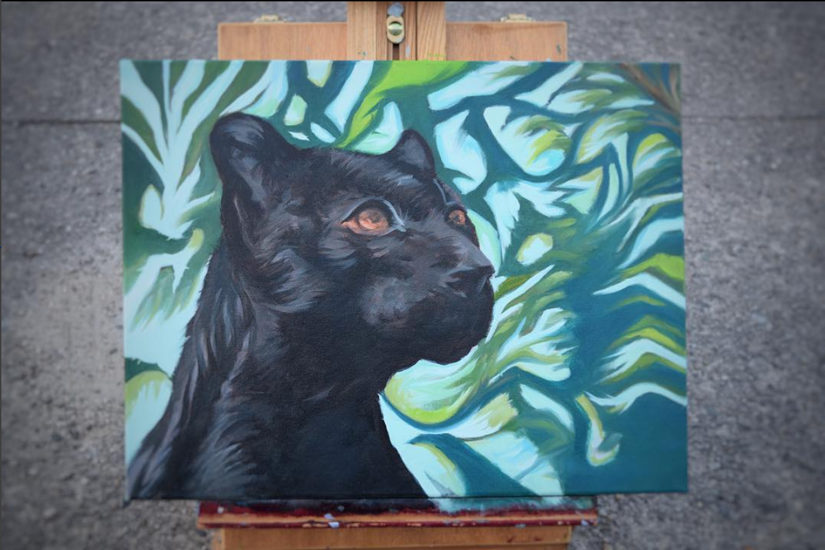 Jaguar work-in-progress 4