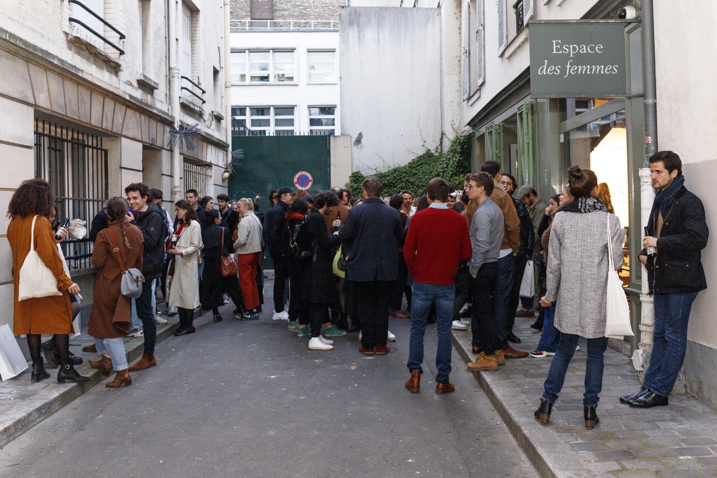 Espace des femmes, Paris 7e