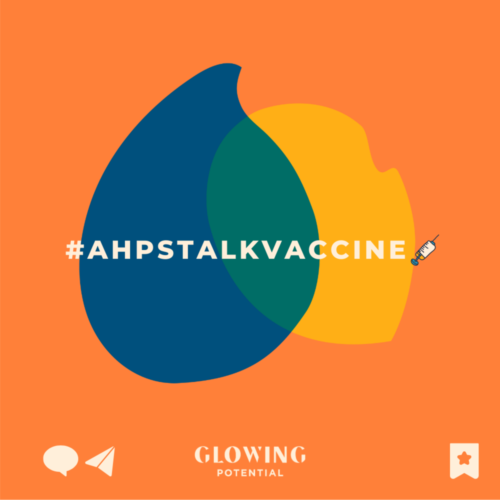 Glowing Potential | AHPs Talk Vaccine Emily Foster