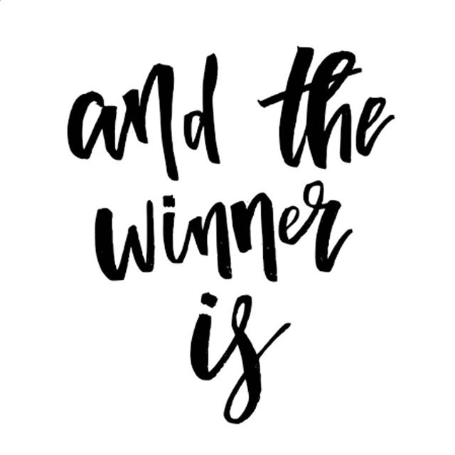 Thank you to everyone who entered our giveaway 🙌 we have a winner!! Congratulations @natalie_robertson85! Please check your DM 🥰 #winner #giveaway #5k #sundayfunday