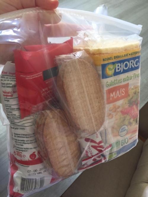 Snack Bag ready