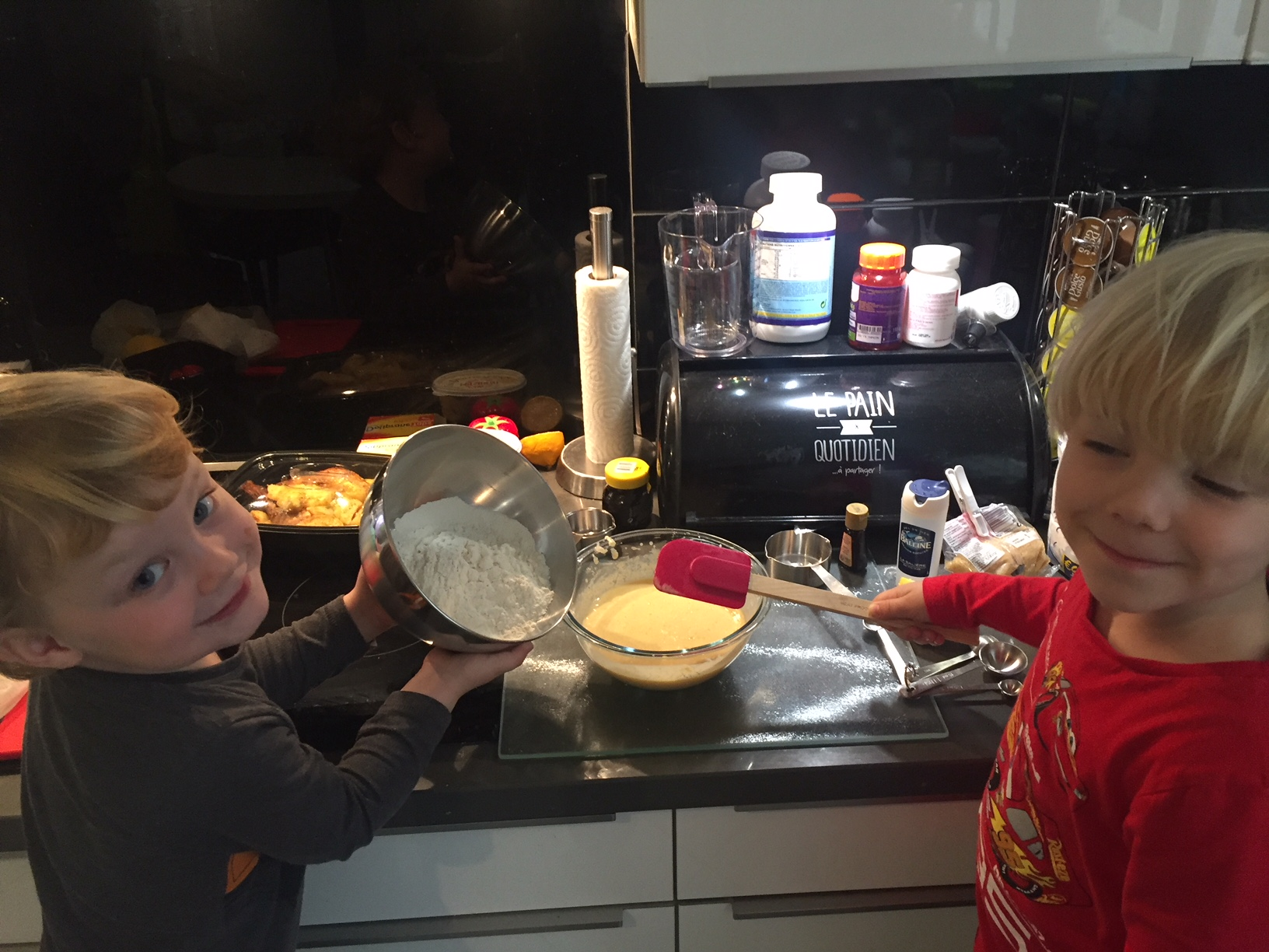 My little bakers
