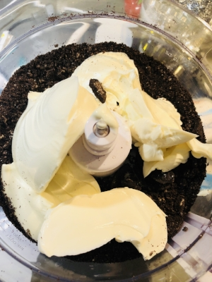 Cream Cheese added