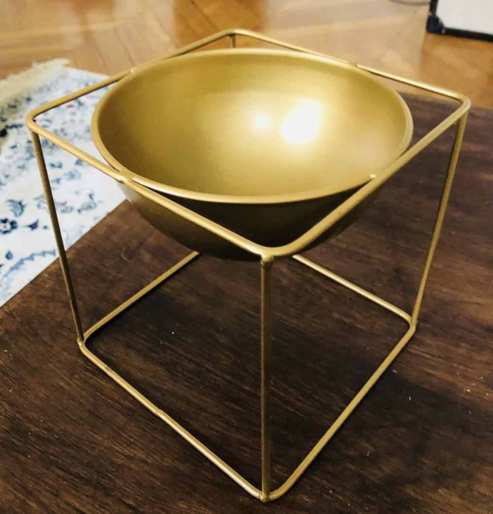 Cube Flowerpot simply as is