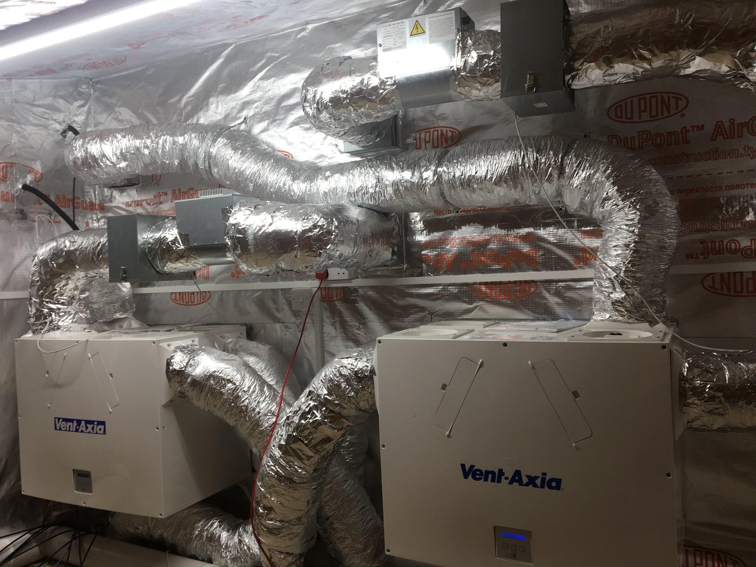 ventilation system supply image MVHR