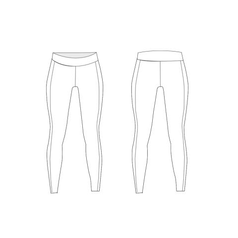 Fitted Fit Leggings