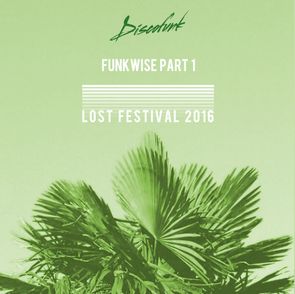 Funkwise Live at Lost Festival 2016 Pt.1  Recorded live at  Aespia Festival  (formerly LOST Festival) UK, August 2016. First of 2 sets