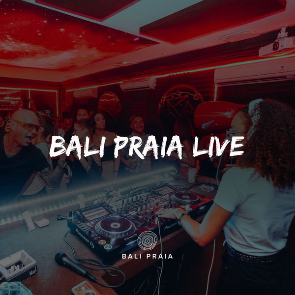 Live form the legendary  Bali Praia  studios for Discofunk - Feb 2019