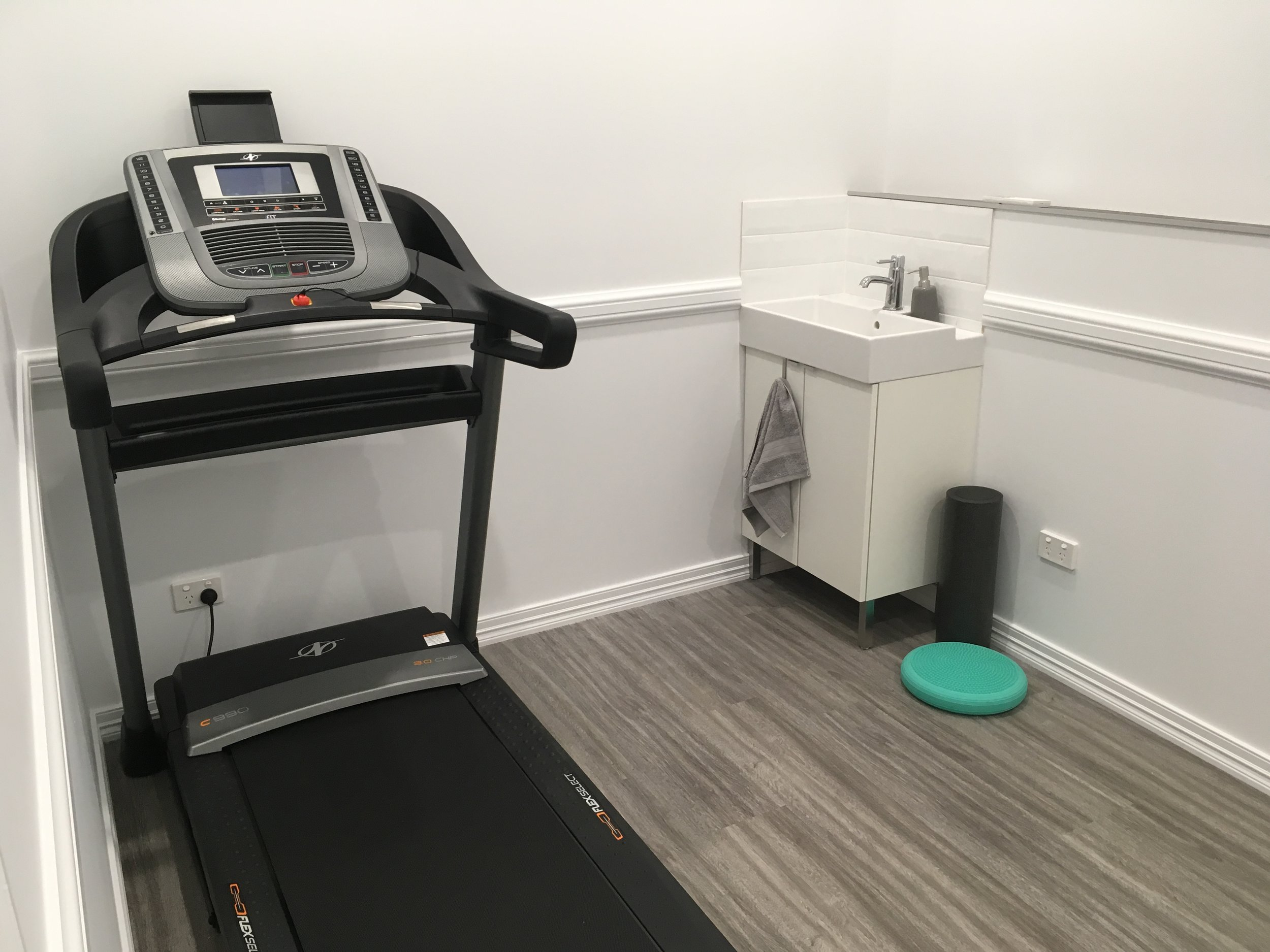 Treadmill assessment
