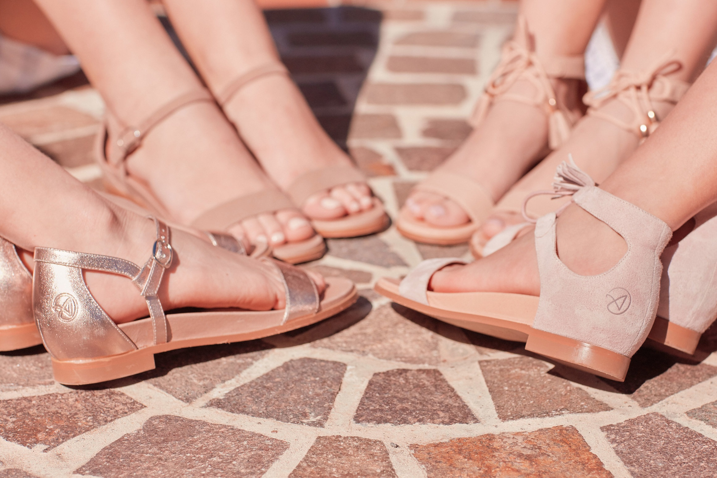 Aneara Sandals! - We are very proud to be stockists of these amazing podiatry approved sandals for girls, teens and women with narrow feet!