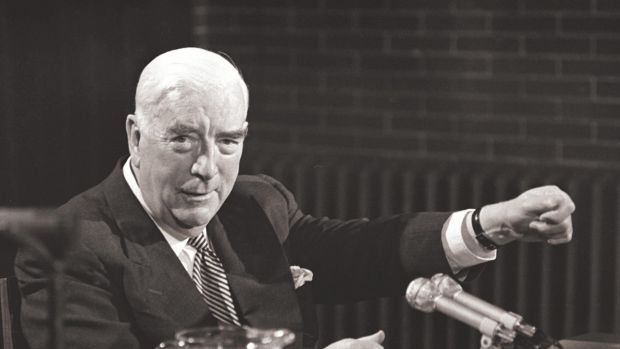 "Robert Menzies was not afraid to use the word ""progressive"". Photo: Stuart MacGladrie"