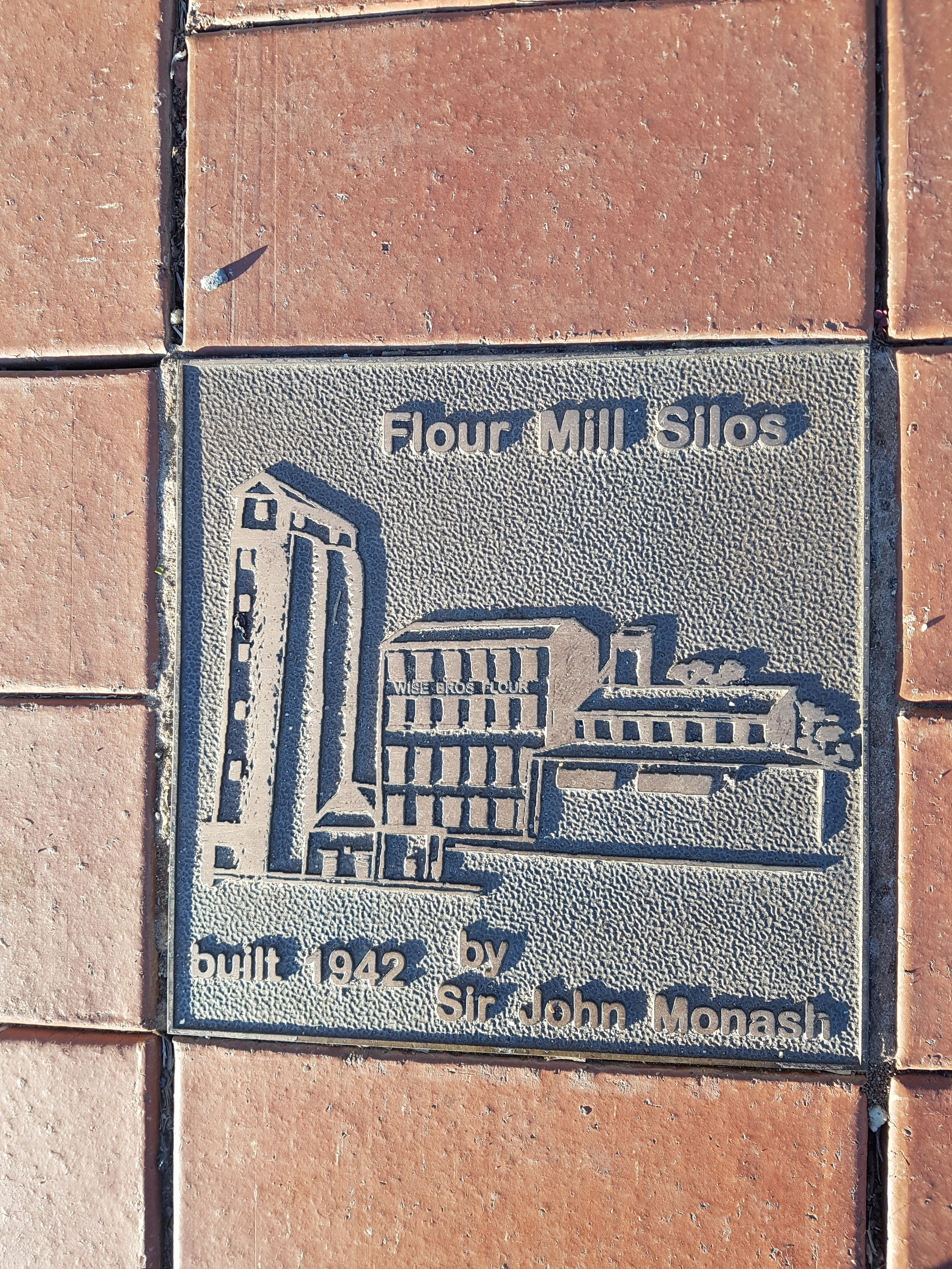 Surely 1912 unless engineering Sir John Monash resurrected@