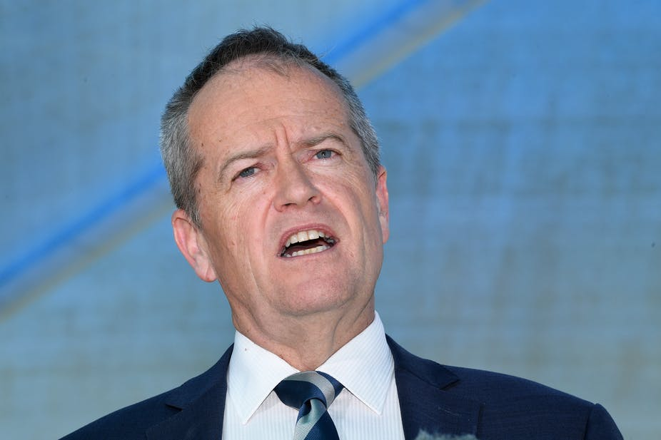 "If Bill Shorten becomes prime minister, he should not be afraid to take a close look at the effectiveness of the home affairs ""super"" portfolio. AAP/Dave Hunt"