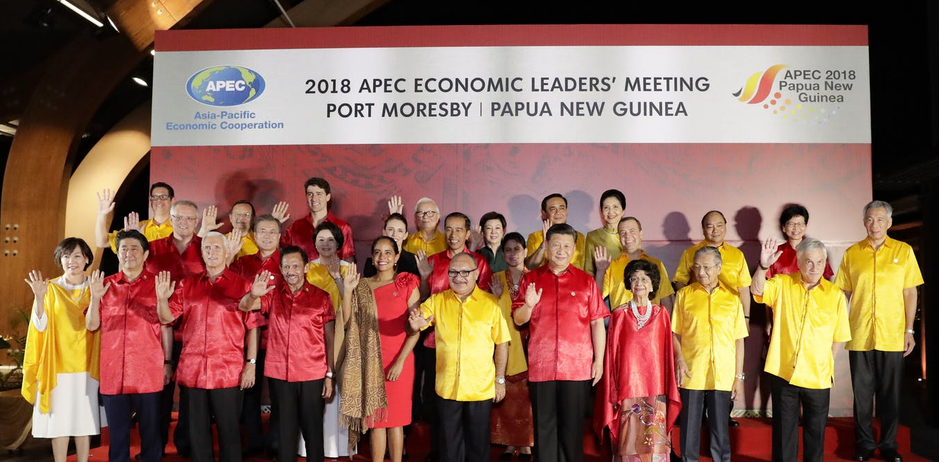 The APEC forum in Port Moresby may come to be seen as a pivotal moment when the US reasserted itself in the Pacific region. - AAP/EPA/Mast Irham