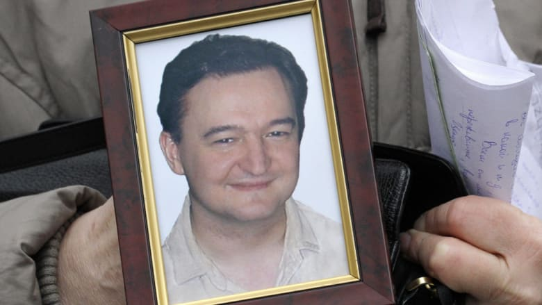 Sergei Magnitsky was tortured and killed in a Moscow prison after he uncovered a web of corruption allegedly involving senior Russian officials. Credit:AP