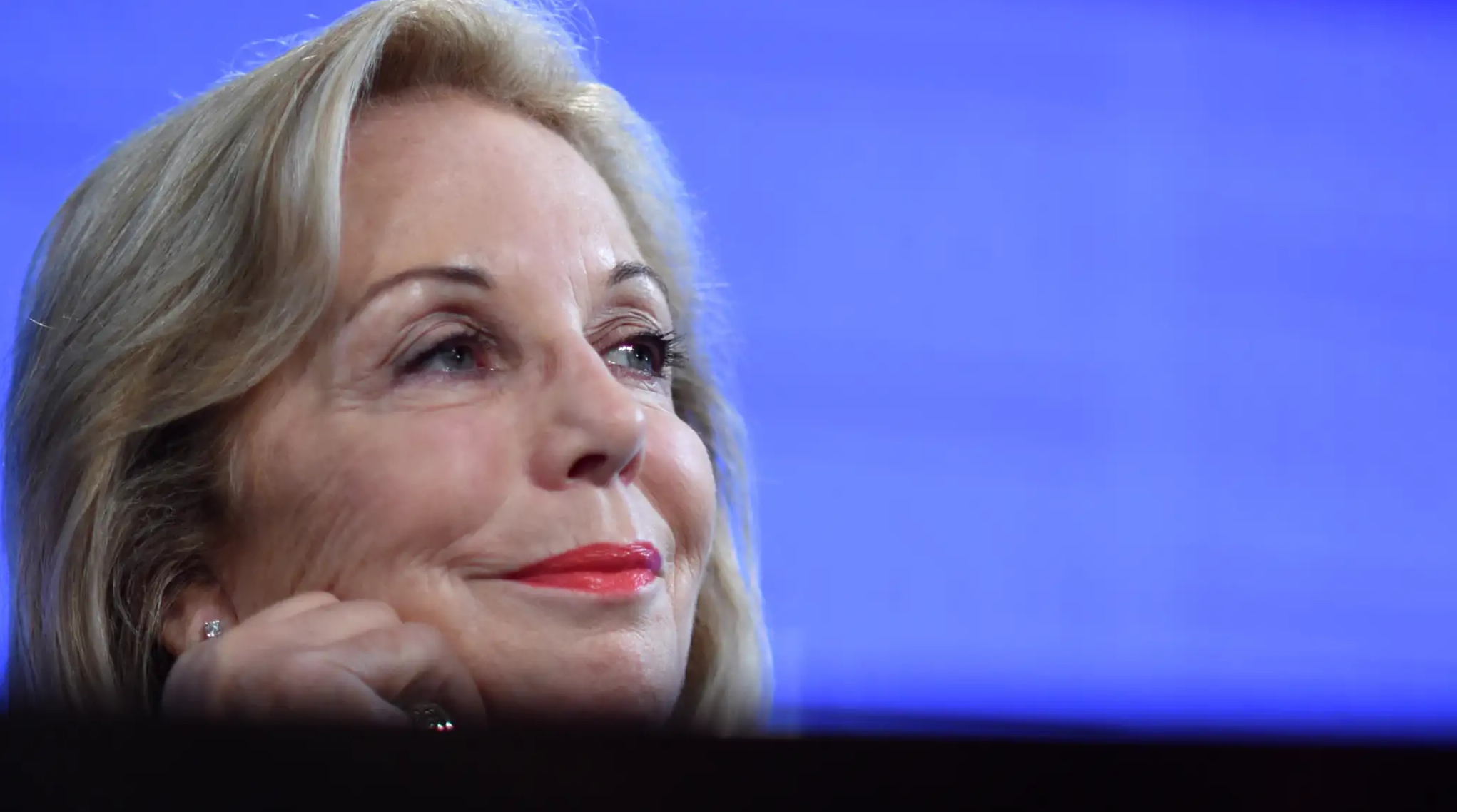 Ita Buttrose is poised to become the next chair of the ABC. Credit: AAP