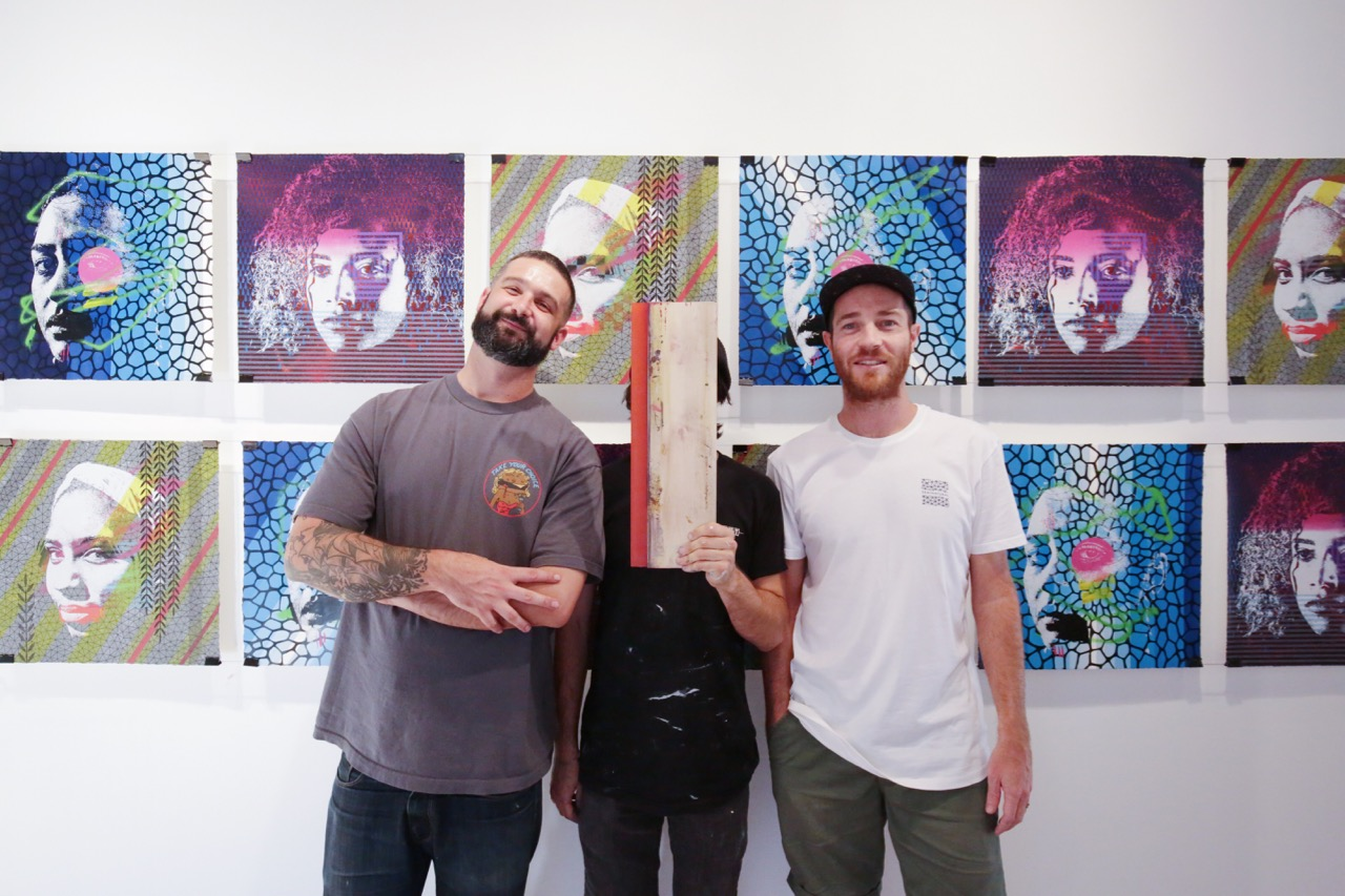 with Askew One and Jonny Alexander (1xRun)