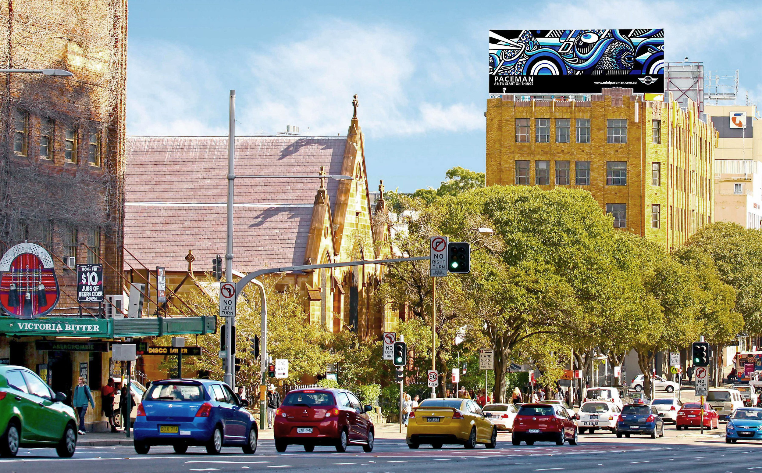 Broadway, Chippendale NSW Australia