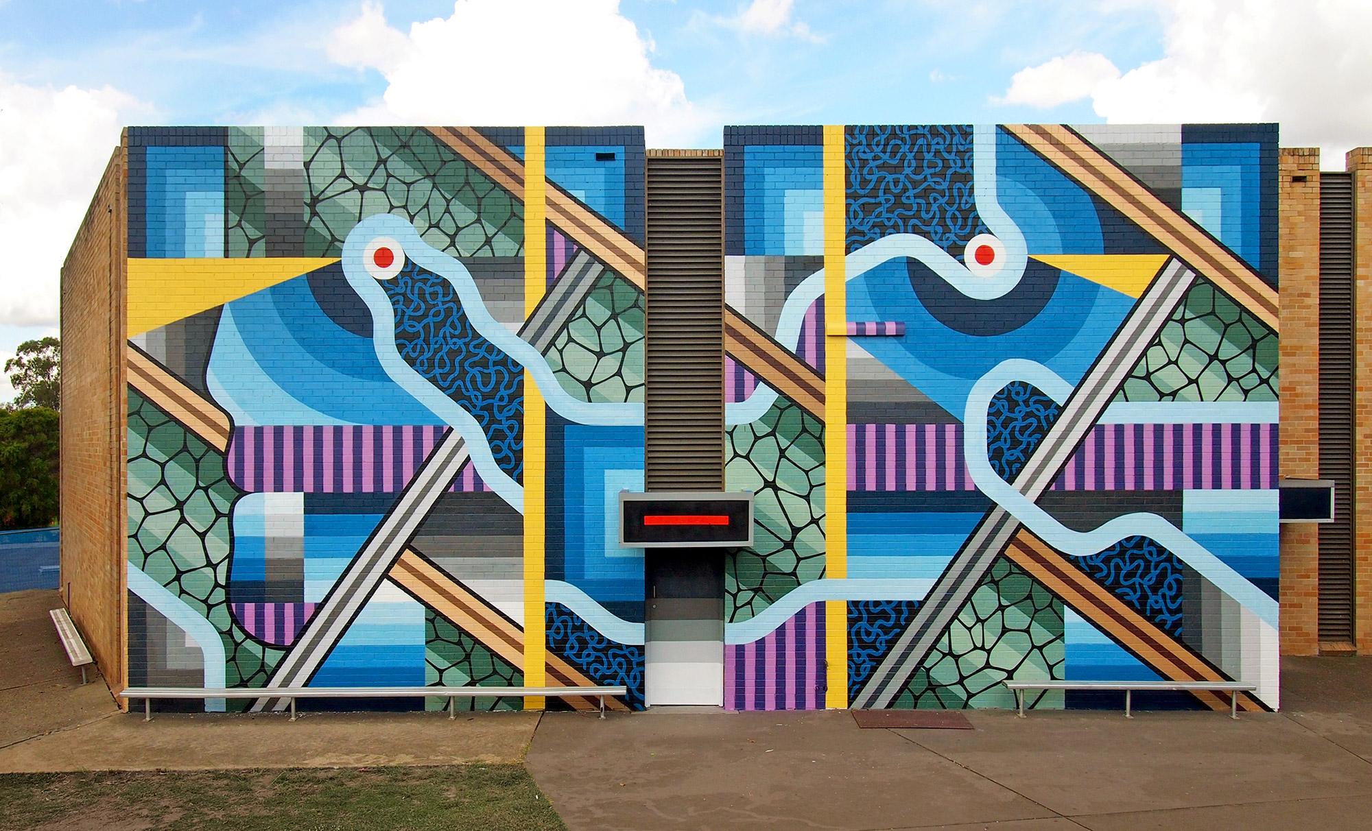 DOONSIDE TECHNOLOGY HIGH SCHOOL, NSW AUSTRALIA