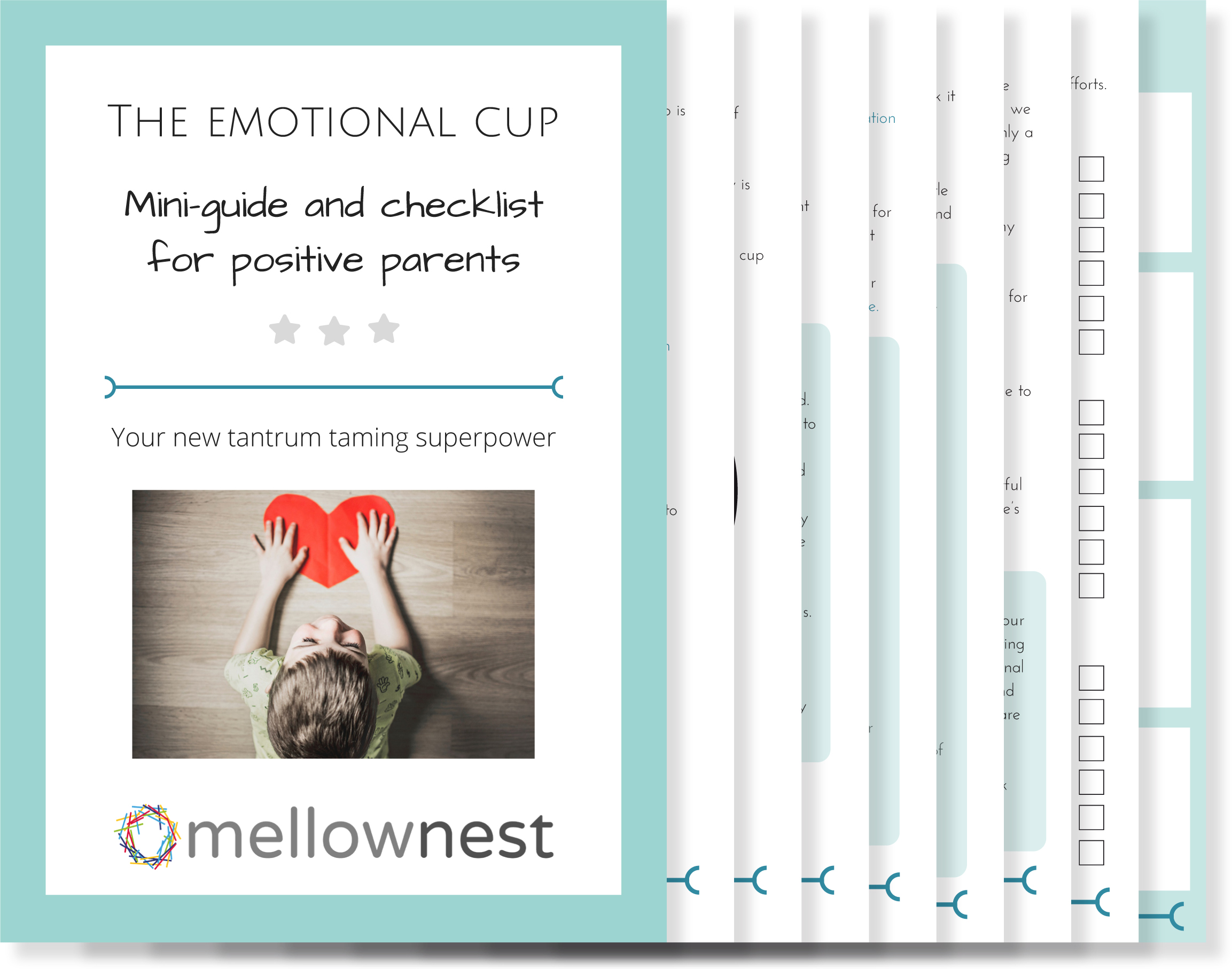 Download the FREE mini-guide and checklist. - In this short and simple guide you'll learn:Exactly what the emotional cup theory is and why it matters to YOUR child's tantrums.How real parents have used the theory for a happier family life.What your child's key tantrum triggers are.How to refill those little cups and have fewer tantrums!BONUS! Printable plan for you to put into action.