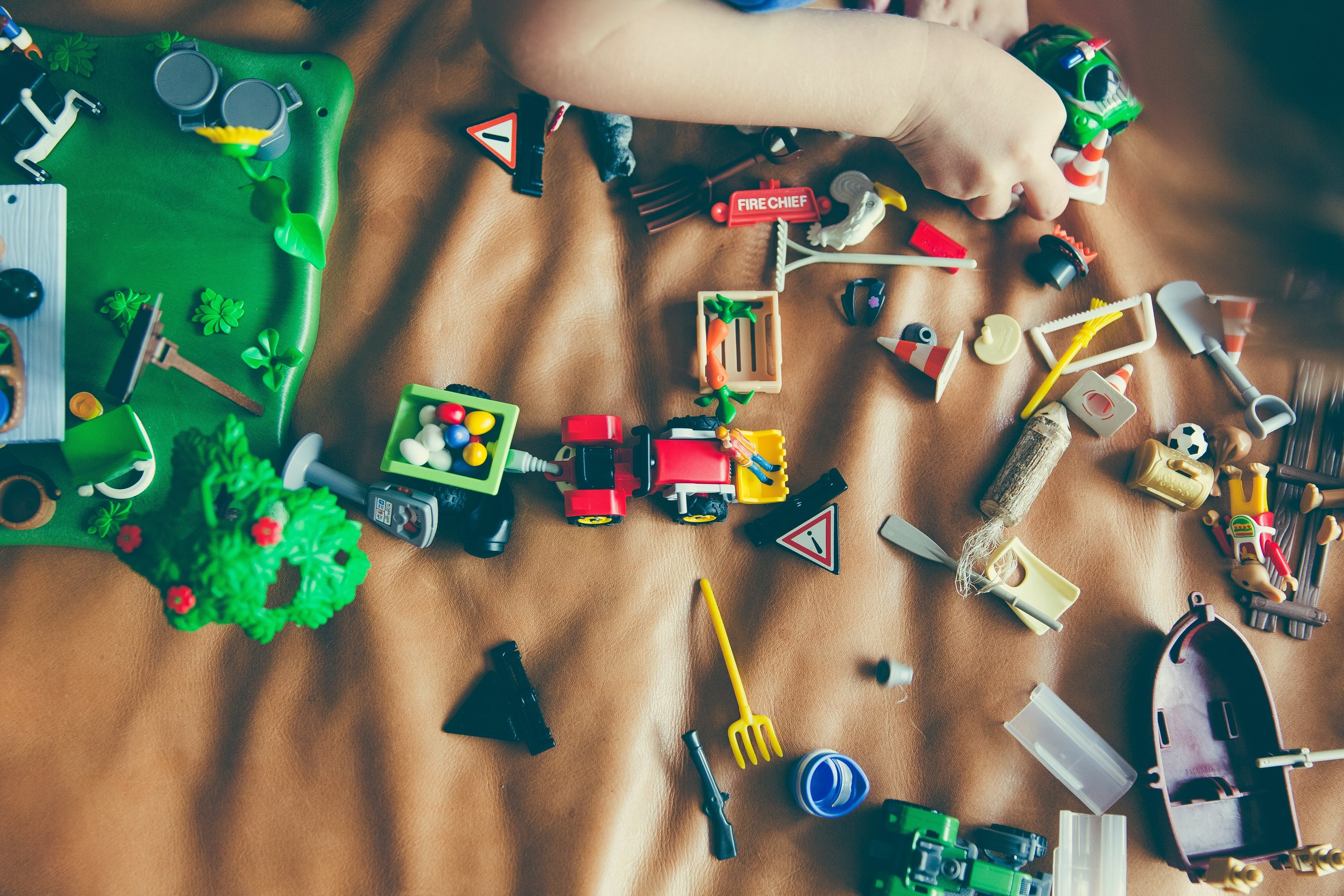 You can have too many toys!   *This post contains affiliates links to an amazon products. Should you decide to purchase the product we'll recieve a small amount of comission. Thank you!    We only link to products that we really think are worth your time and money.