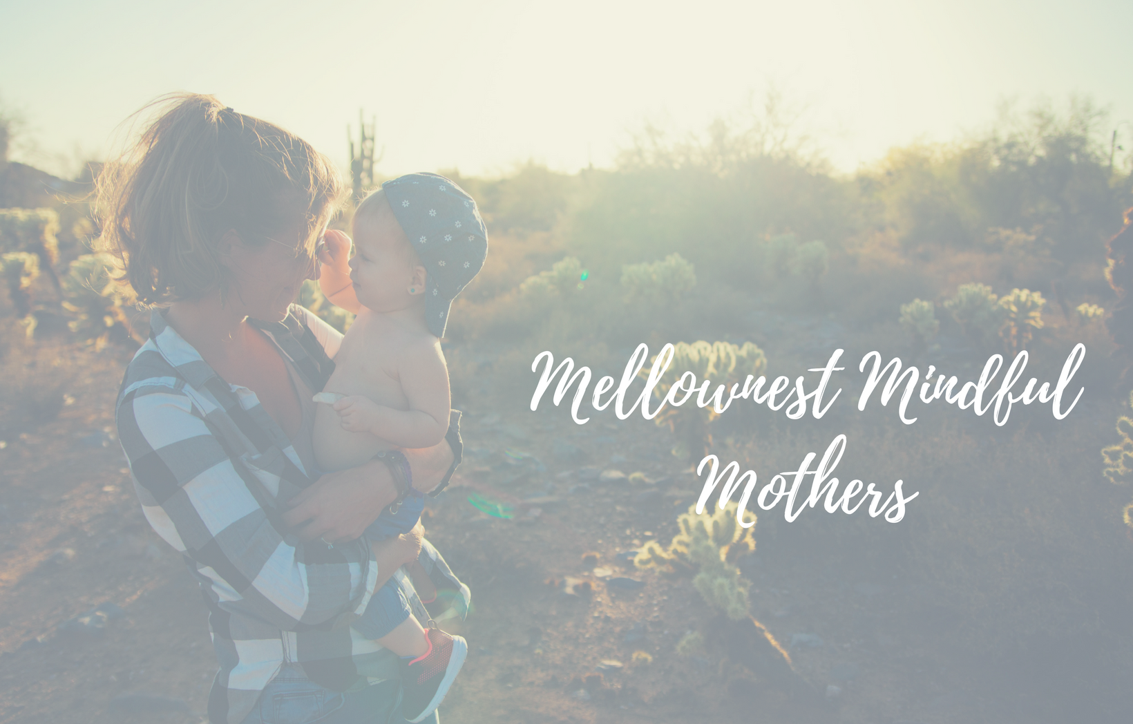 If you're a mother who wants to continue the conversation with a like-minded crowd, then join our 'Mellownest Mindful Mothers' group on Facebook.We'd love to have you with us. -