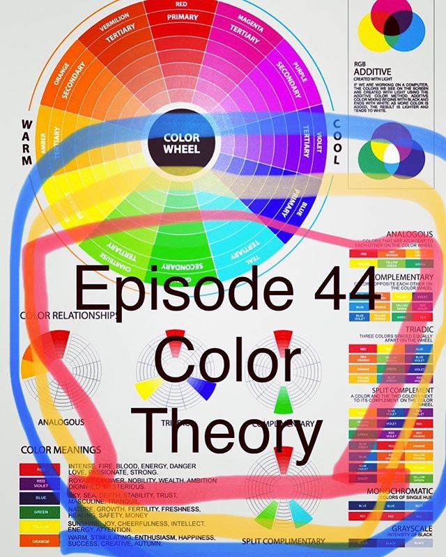 Episode #44 color theory with special guest Josh Brackett from @brackett_co_restorations  breaks color down so we can learn how to build it back up. Link to show in bio  #colortheory #color #inlivingcolor #theory #nomoreguessing #ahamoment
