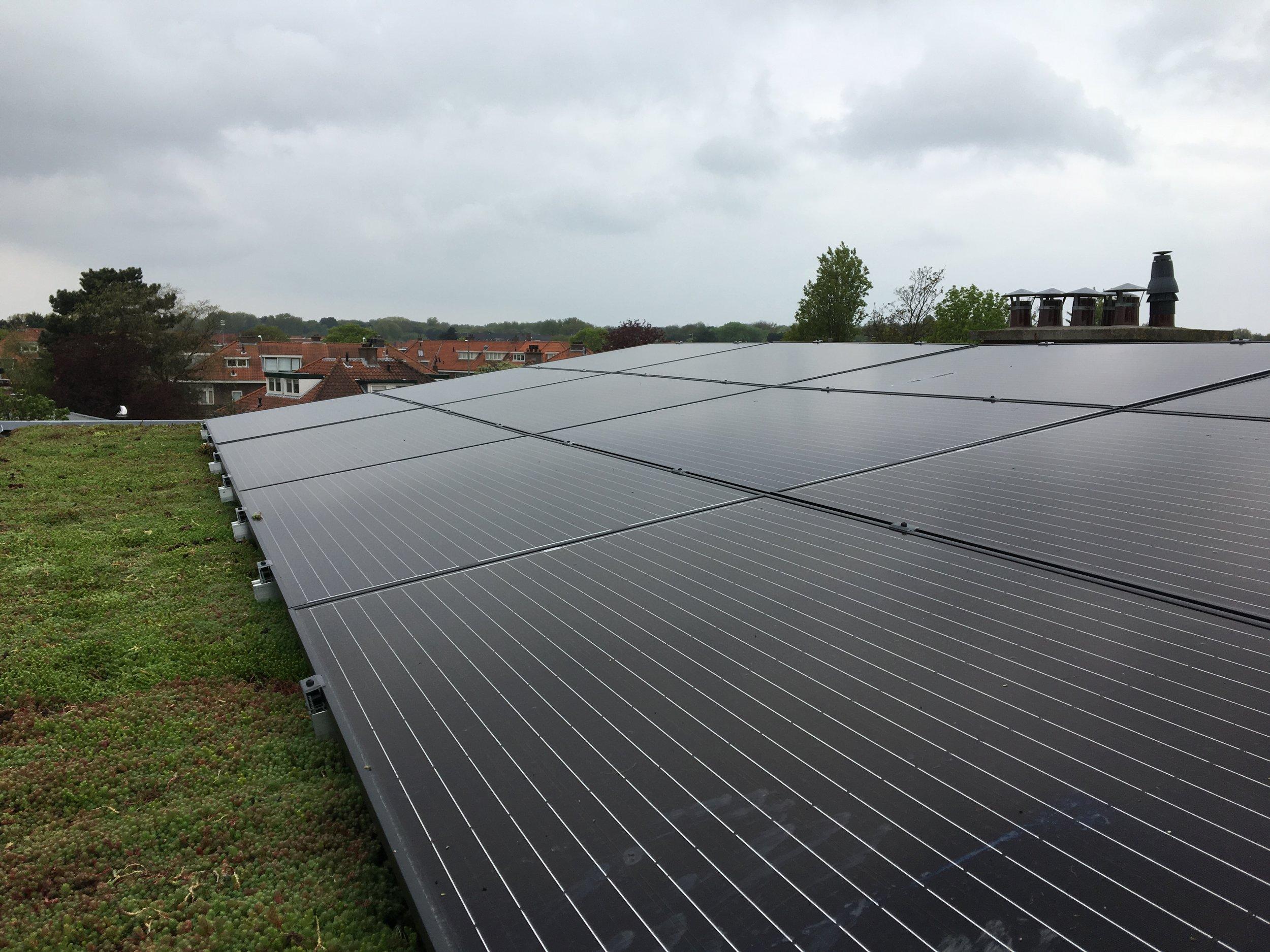 1000+ panelen geplaatst met 4 wijk-initiatieven! -