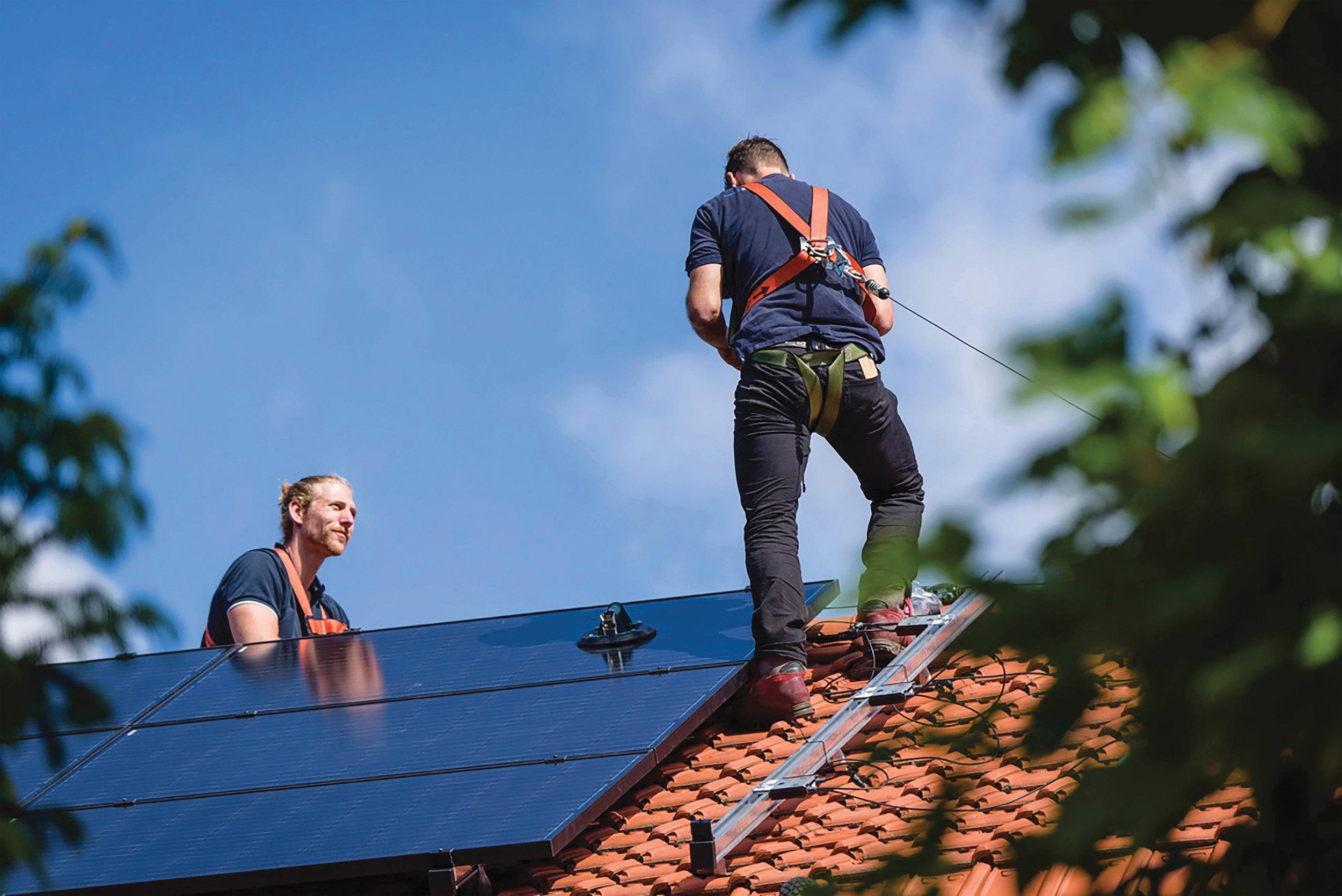 gezamenlijke inkoopactie zonnepanelen -