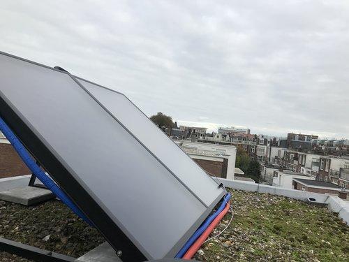 Energy Guards plaatst zonneboilers van HRSolar -