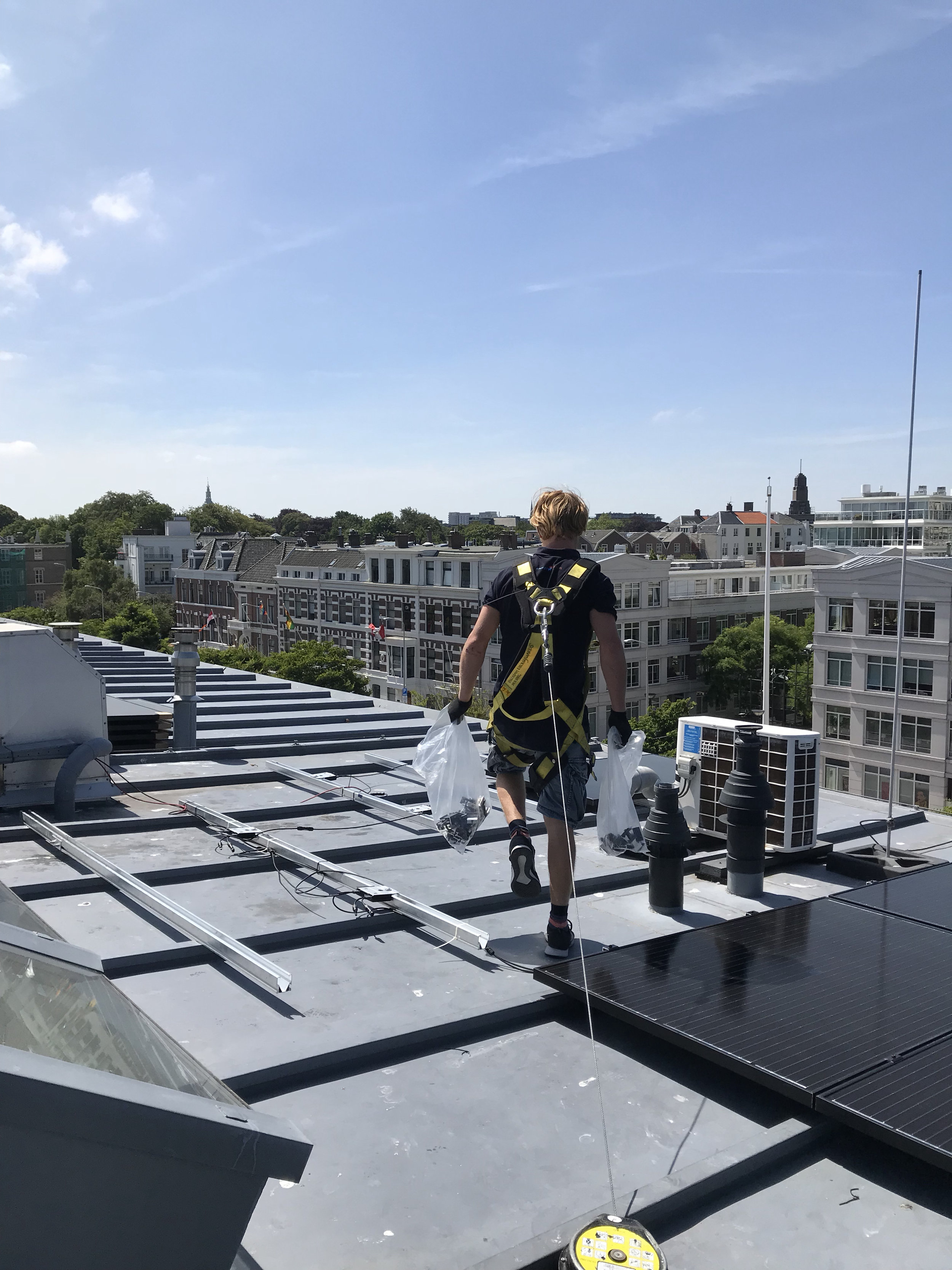 Energy Guards, Solar Edge