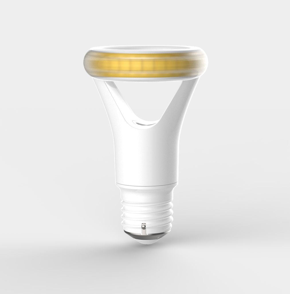 The Bulb - • >10X lifetime vs standard LED• >50% more light per Watt($) vs standard LED• Inbuilt dimming – no external dimmers needed• Softest illumination pattern available (360°)Request a product brief