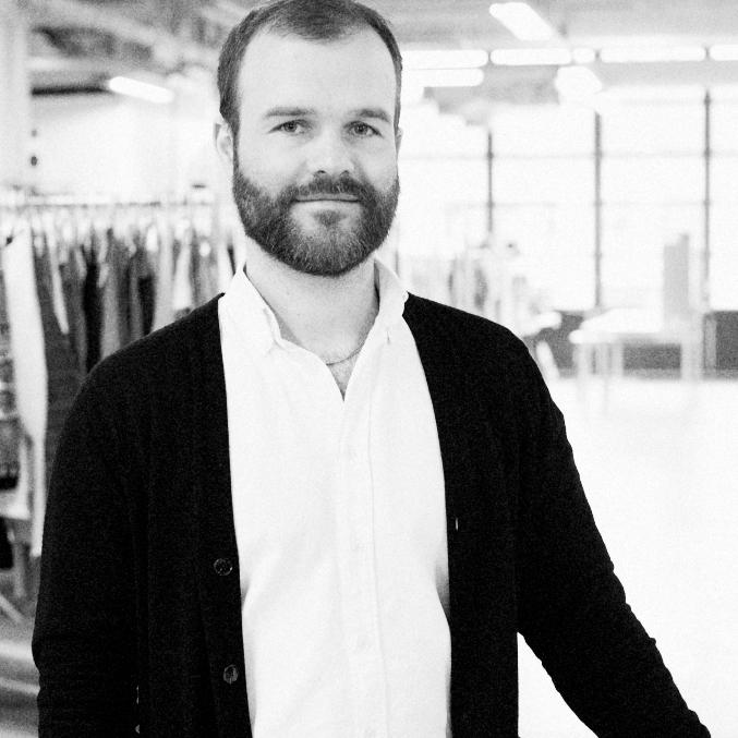 JONAS LARSSON - Associate Professor, Swedish School of Textiles