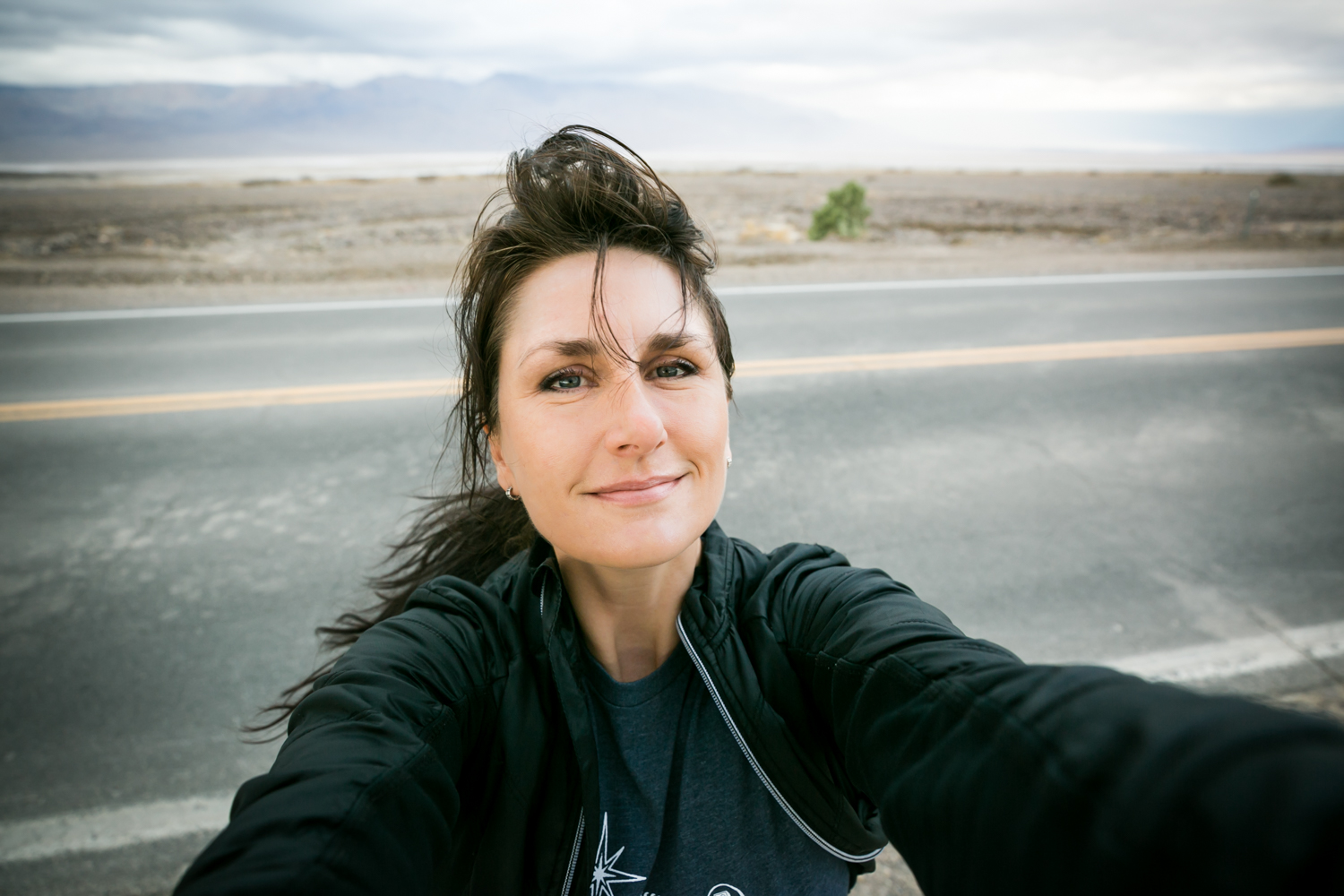Portrait of NYC photojournalist and travel photographer, Kelly Williams